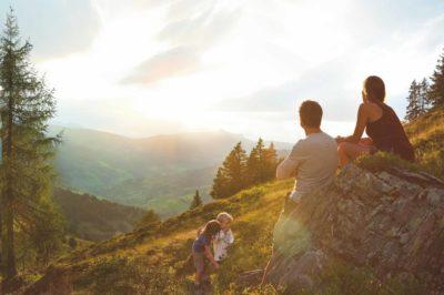 Berge auch für Zwerge, Wandern mit Familie Dachstein West, Wandergebiet, Sommer, Urlaub, Annaberg, Russbach, Salzburg, Österreich