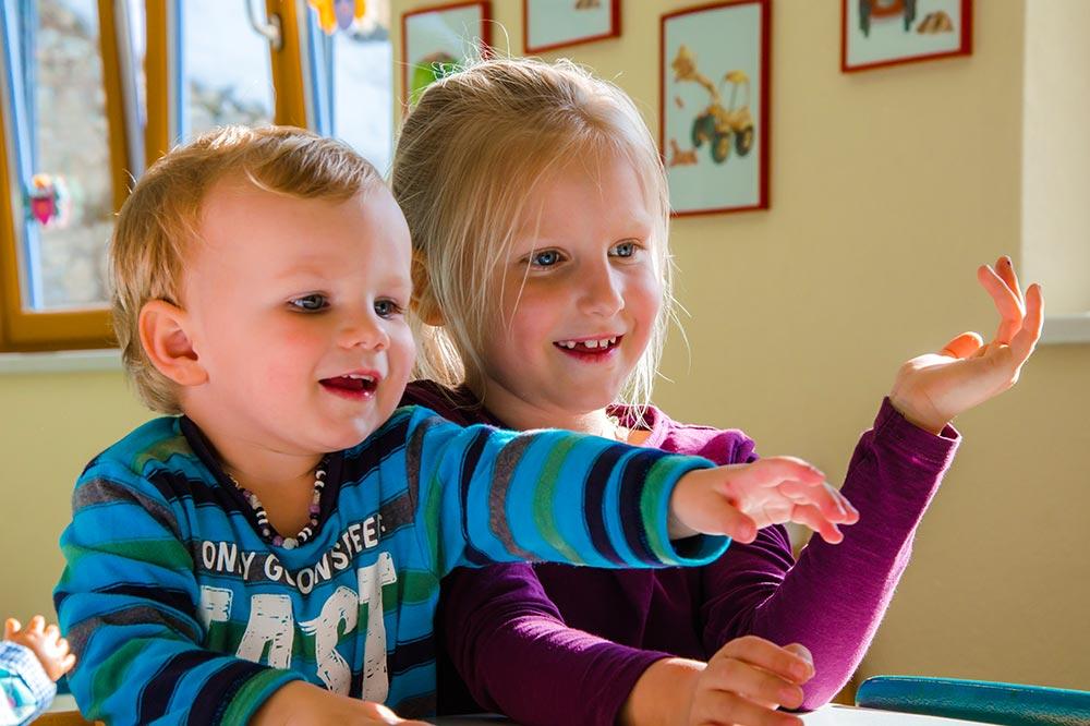 Spatzennest Russbach, Dachstein West, Angebote, buchen, Familie mit Kinder, Urlaub, Winter, Skifahren, Kinderbetreuung, Salzburg, Österreich